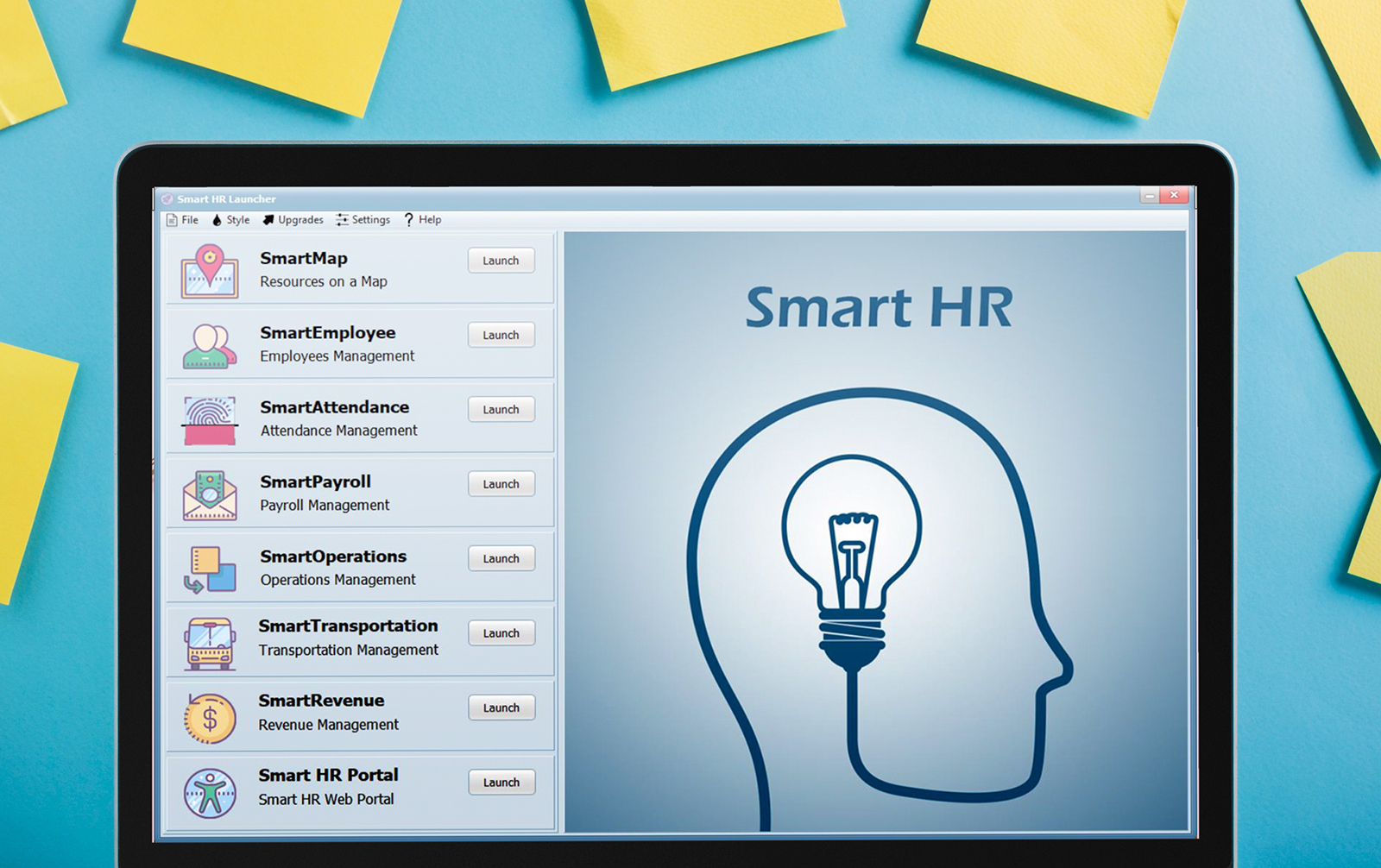 Cham Solutions & Programs - Smart HR